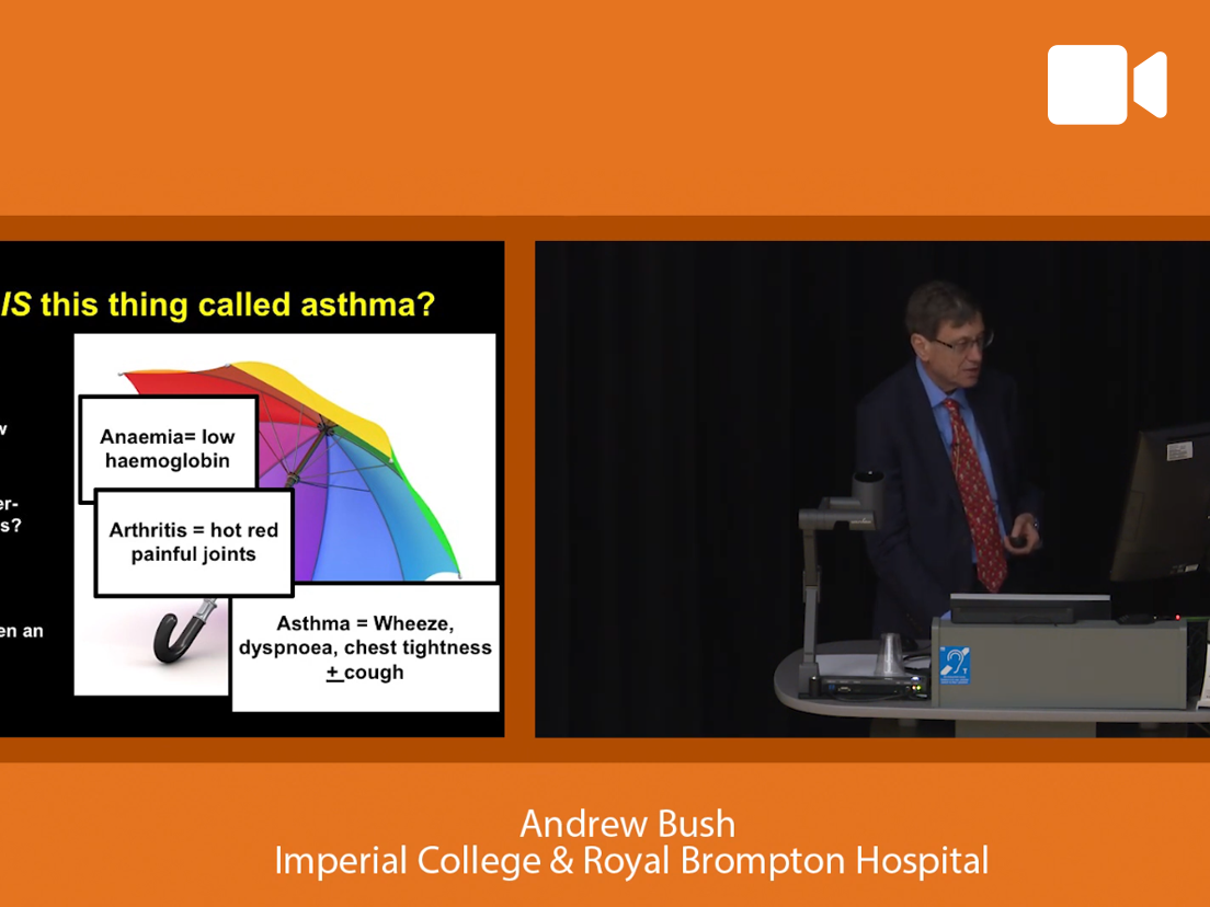 Andrew Bush at 4th KJPPRC Conference: Talk Two