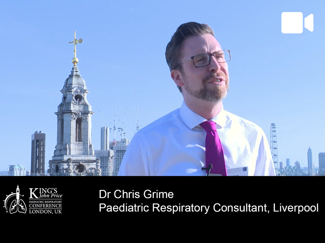 4th King's John Price Paediatric Respiratory Conference – Highlights Video Two