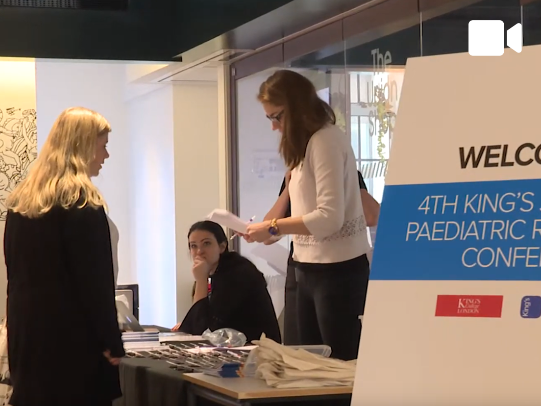 4th King's John Price Paediatric Respiratory Conference – Highlights Video Four