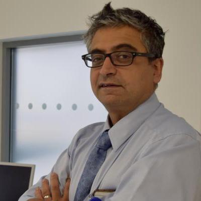 Dr Paul Aurora