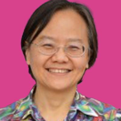 Programme Prof Anne Chang
