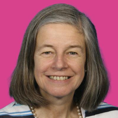 Programme Prof Anne Greenough